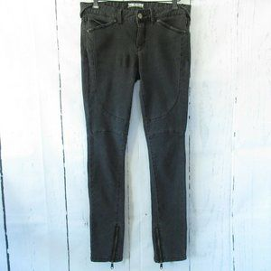 Free People Jeans Distressed Faded Skinny